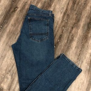 Men's Arizona Relaxed Straight Jeans. Size 36x34
